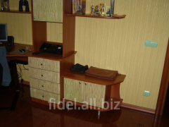 Изготовление мебели для детской комнаты под заказ