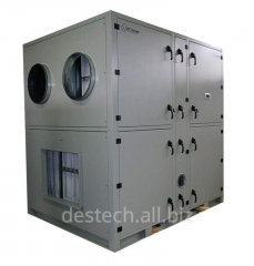 Selection of dehumidifiers of air