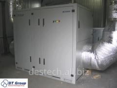 Монтаж, ремонт і сервісне обслуговування систем обігріву й осушення, зволоження й очищення повітря
