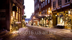 Новорічні й Різдвяні тури