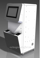 Разработка вендинговых автоматов