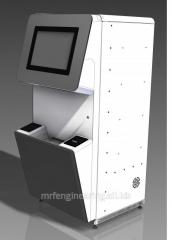 Разработка  и производство торговых автоматов