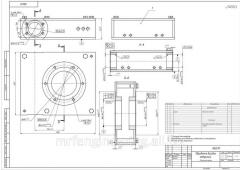 Разработк аконструкторской документации в соответствии с ГОСТ и ЕСКД.