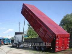 Зерновые перевозки от ТРАНСМЕТАЛЛТОРГ,ООО