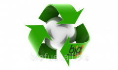 Recycling and processing of wood-containing waste