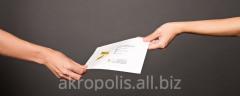 Production of leaflets