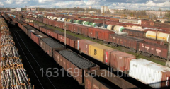 Transportation of goods by own rolling stock