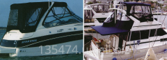 Изготовление транспортировочных тентов, чехлов для яхт и катеров