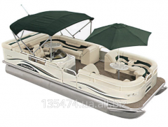 Production of winter awnings, covers for yachts