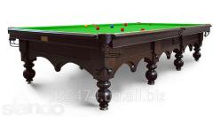 Repair of billiard tables