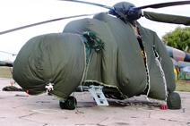 Пошив, изготовление тентов, чехлов для вертолетов