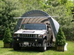 Tailoring, production of awnings, canopies for