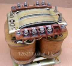 Rewind of coils of welding machines.