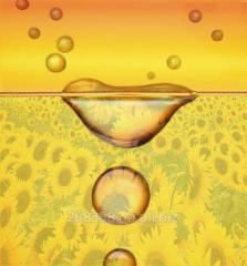 Переработка некондиционного масла