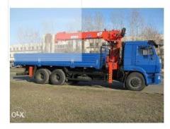 Transportation of the generator Fastov