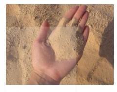 Rock sand delivery Fastov