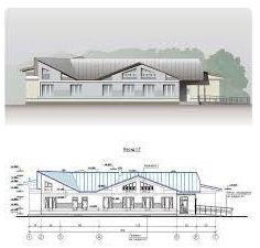 Working draft of the house