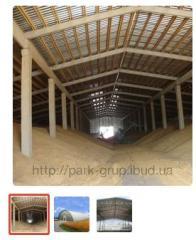Construction of granaries