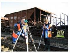 Construction of railway tracks