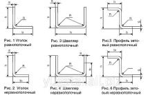Гибка металла - изготовление гнутого профиля