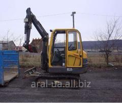 Rent Pass the Volvo EC25 Excavator