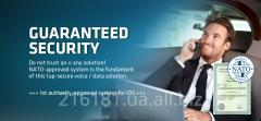 SECUSMART FOR BlackBerry. The most protected