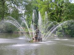 Services in installation of fountains