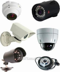Installation of systems of video surveillance and