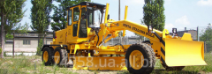 Repair of the construction road equipment of the