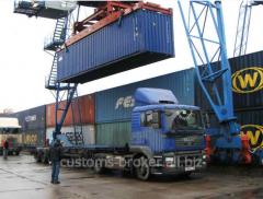 Customs escor
