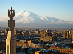 Авиаперевозка грузовая международная в Армению