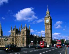 Авиаперевозка грузовая международная в Великобританию