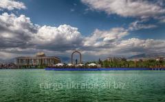 Авиаперевозка грузовая международная в Таджикистан