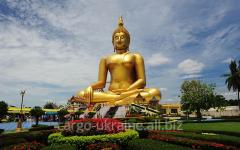 Авиаперевозка грузовая международная в Таиланд