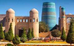 Авиаперевозка грузовая международная в Узбекистан