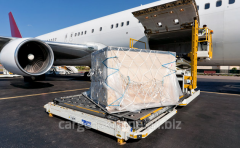 Export air transportation of loads