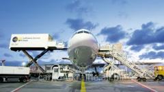 Импортные авиаперевозки грузов