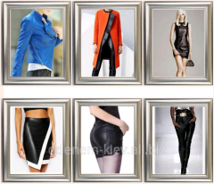 Repair and restoration of leather clothes