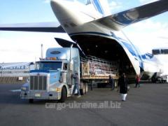 Dangerous freight air transportation