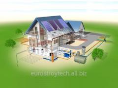 Монтаж систем опалення, водопостачання, водовідведення