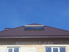 Монтаж сонячних систем для зменшення витрат на газ