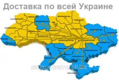 Транспортировка товара в Украину