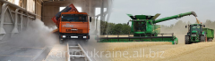 Agricultural products cargo transportation