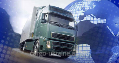 Automobile cargo transportation international