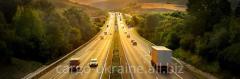 حمل و نقل داخلی به اجرا درآمد