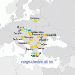 Международные автомобильные перевозки из стран Восточной Европы