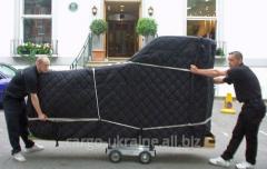 Transportation of a piano, grand pianos, pian