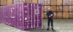 Transportation, warehousing of loads when moving