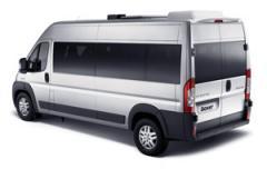 Услуга по перевозке грузов и пассажиров микроавтобусом