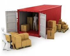 Услуга по консолидации грузов